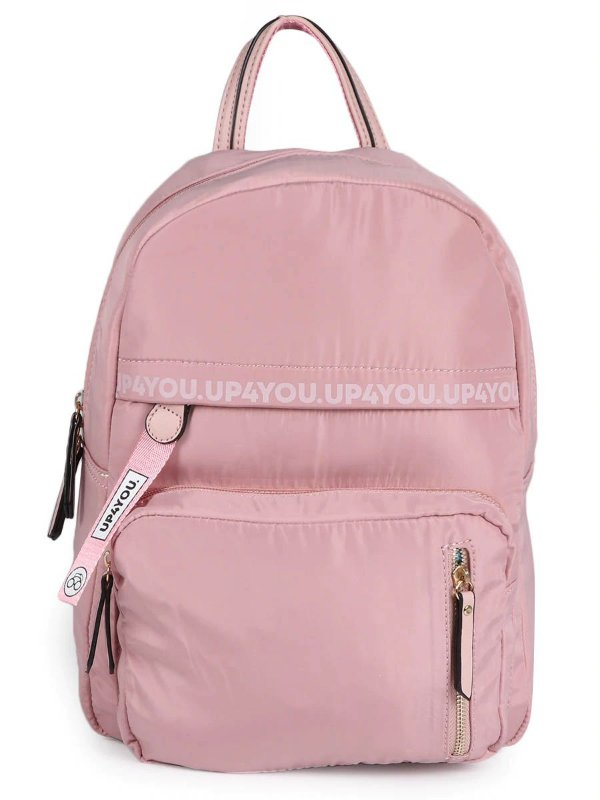 Mochila UP4YOU Bolsos - Rosa