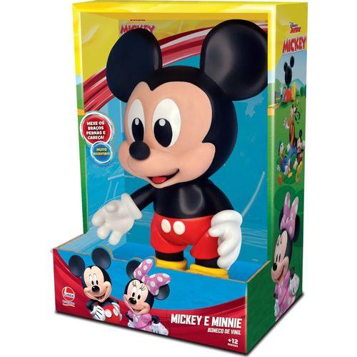 Boneco Vinil - Mickey Baby Disney Lider