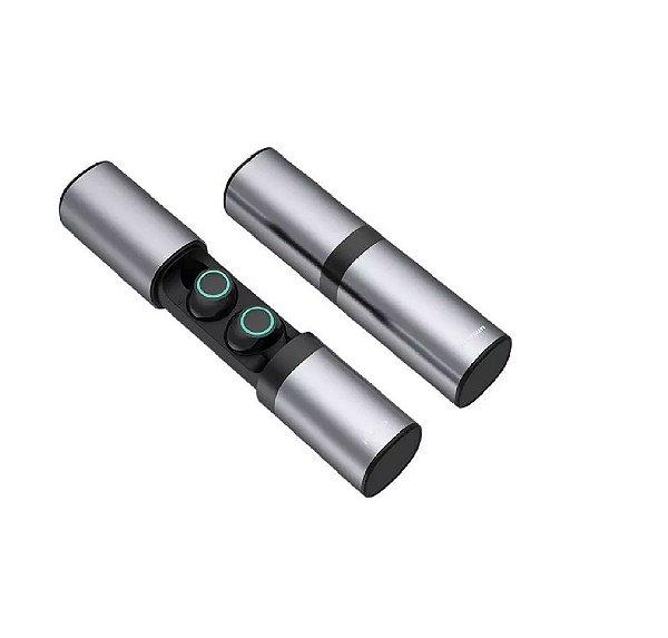 Fone Bluetooth Sem Fio UP4YOU Cinza Hd12506Up Cz 28145
