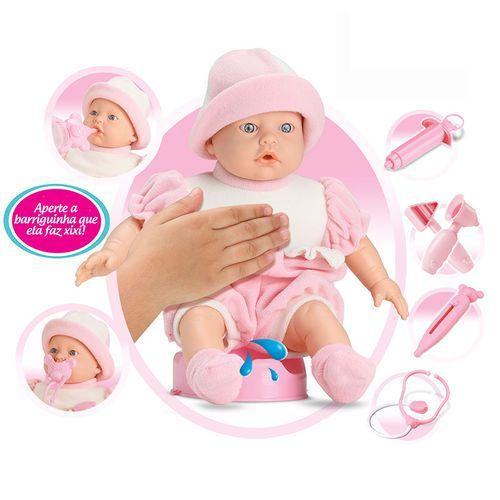 Roma Jensen Boneca Bebê Jensen Alergic Xixi