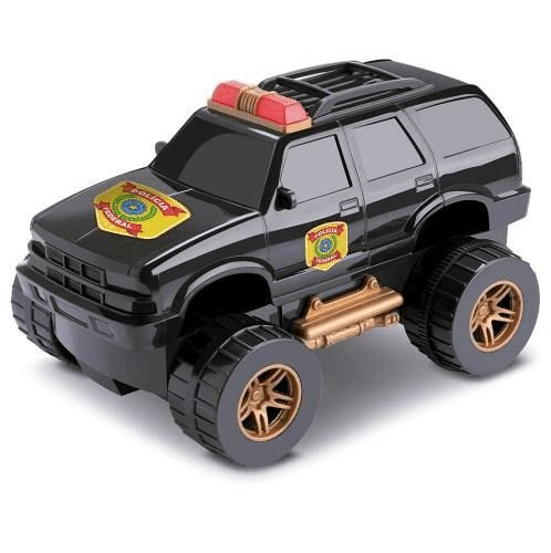 Silmar Brinquedos Carro Fricção SLM Selection Polícia