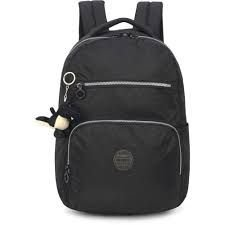 Mochila Escolar GD4 bolsos Preta