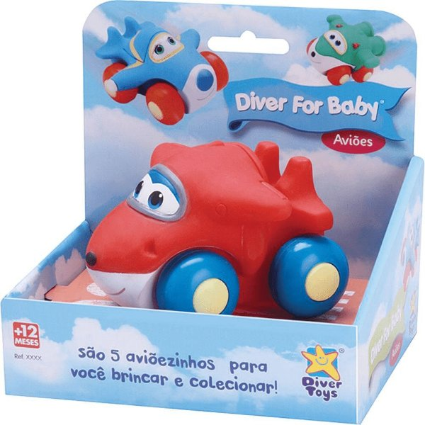 Diver For Baby Avioes 8044 - Diver Toys