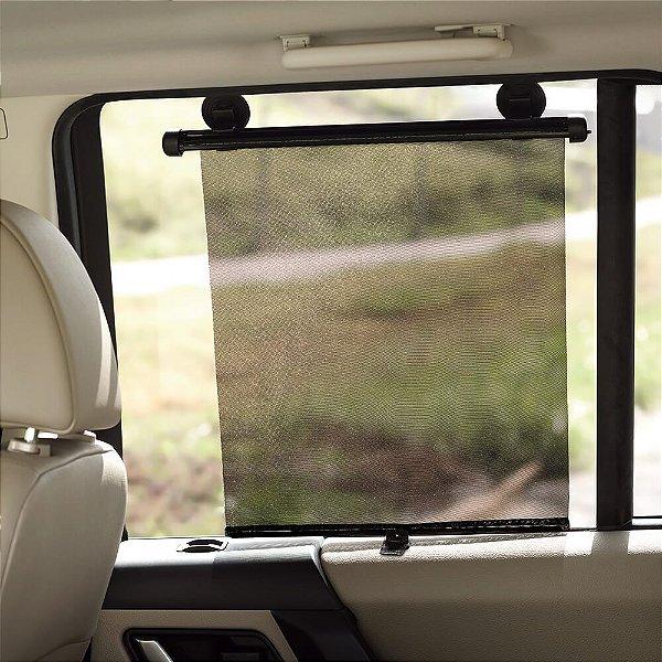 Protetor Solar Retrátil Para Carro