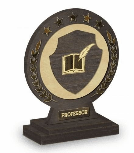Trofeu cursos professor brasfoot - 1063