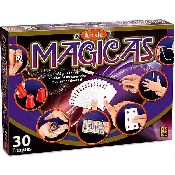 Kit de Mágicas Grow c/ 30 Truques
