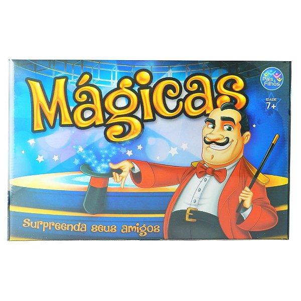 Jogo De Mágica - Pais E Filhos