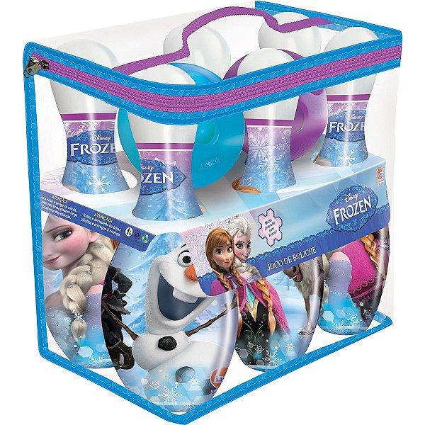 Jogo de Boliche Líder Brinquedos Frozen