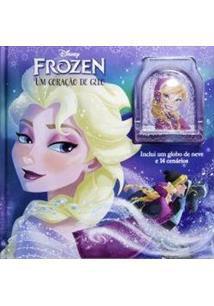 Livro - Frozen - Um Coração de Gelo