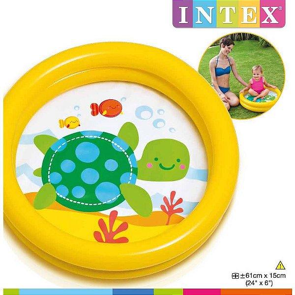 Piscina Inflável Infantil Intex - 15L
