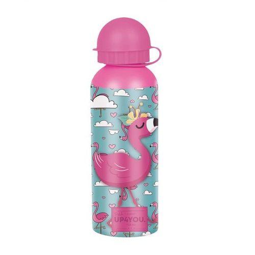 Garrafa Aço Inox Luxcel Up4 Flamingo Gf56008up