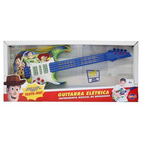 Guitarra Musical Infantil - Disney - Toy Story - Toyng