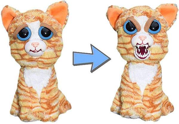 Pelúcia Feisty Pets Dtc- Gato