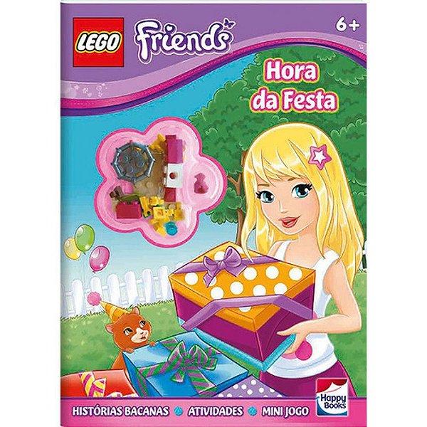 Lego Friends - Hora Da Festa