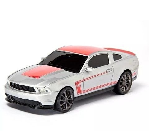 CARRO MUSTANG SPECIAL ROMA - 1801