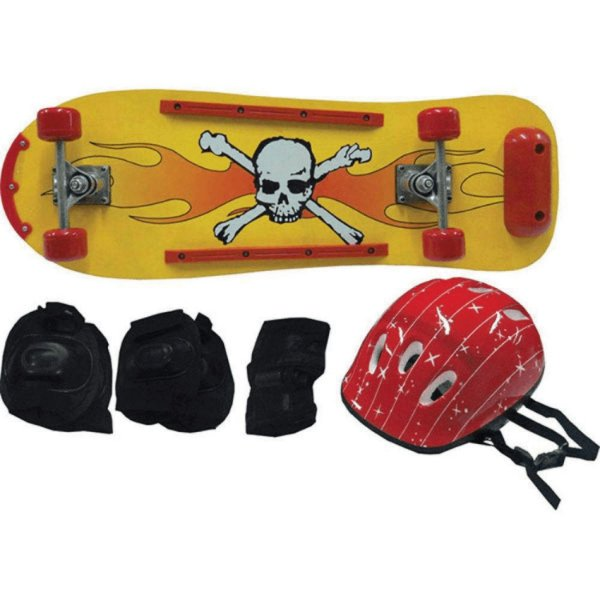 Belfix Skate Kit Skate Radical Iniciante