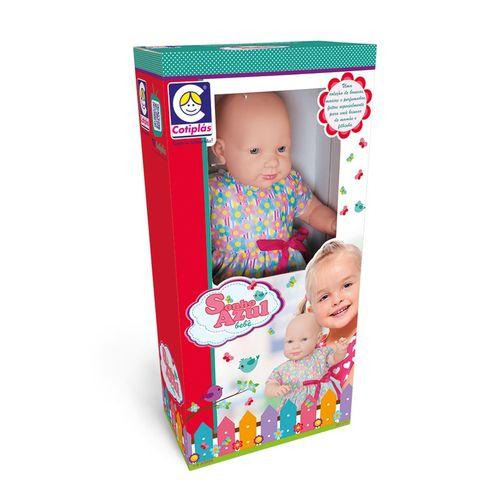 Boneca Sonho Azul Bebê Cotiplás 2199