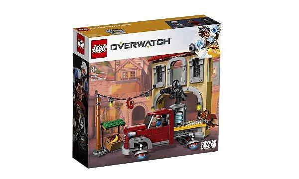 LEGO Overwatch - Confronto de Dorado