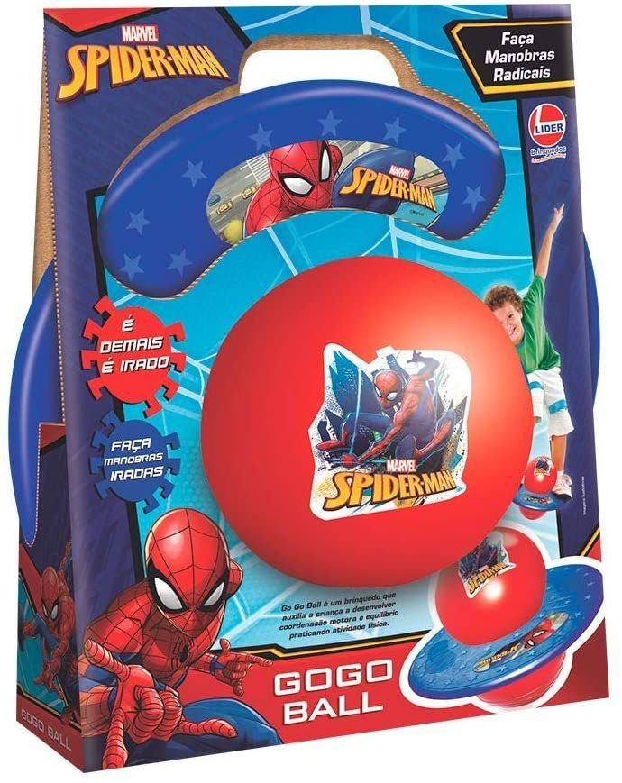 Gogoball Spiderman