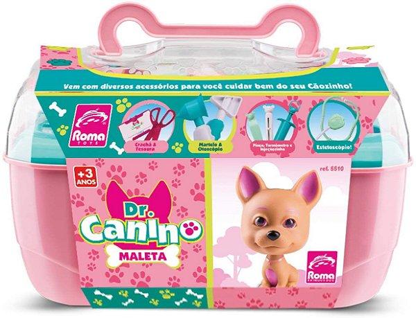 Doutor Canino - Maleta Rosa 5512 - Roma