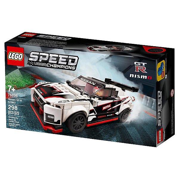 LEGO Speed Champions - Nissan GT-R NISMO 76896 - 298 Peças