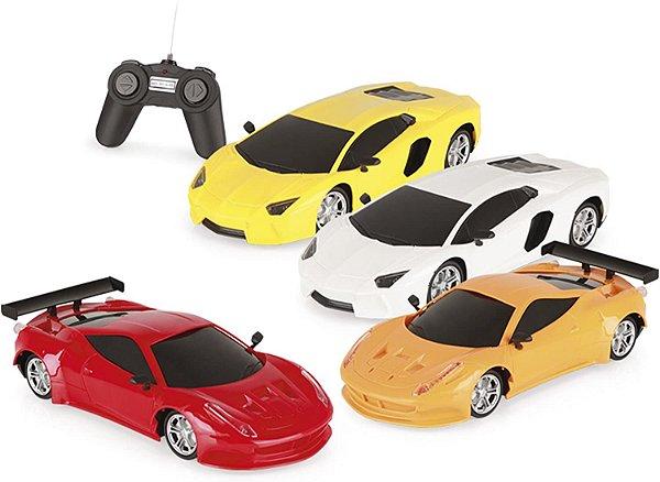 Carro de Controle Remoto Xplast Luxury Sports Car - sortido