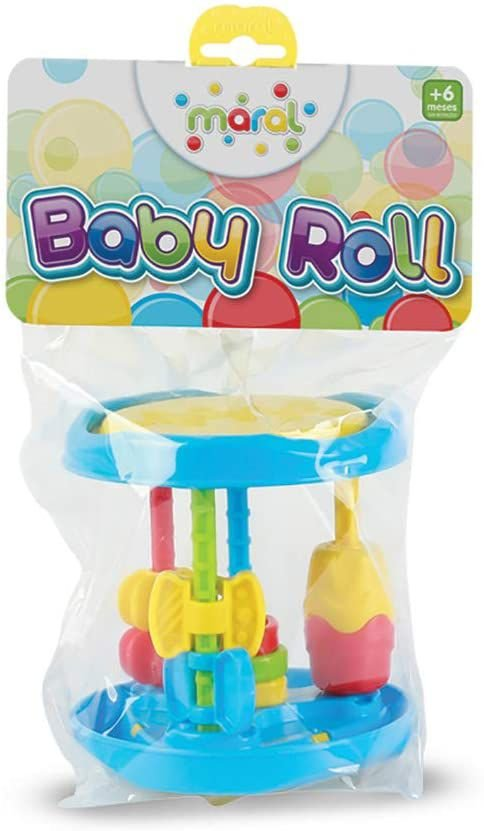 Rolinho Baby Roll Solapa, Maral, Multicor- Sortido