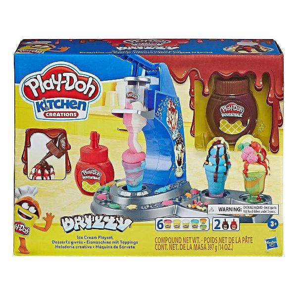 Play-Doh Kitchen Creations - Maquina de Sorvete HASBRO