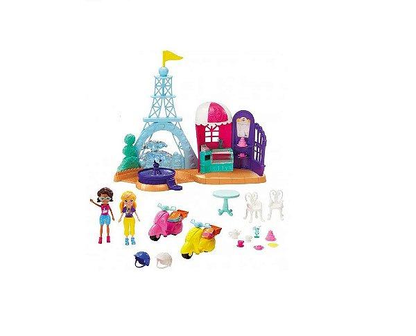 Polly Pocket - Conjunto Perfeitamente Paris