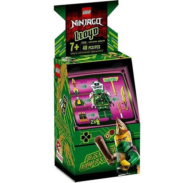 LEGO Ninjago - Lloyd Avatar-Pod de Arcade