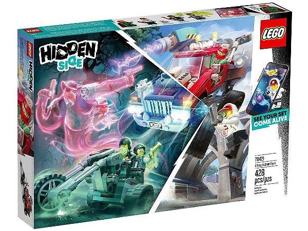 LEGO Hidden Side - Caminhão de Acrobacias do El Fuego