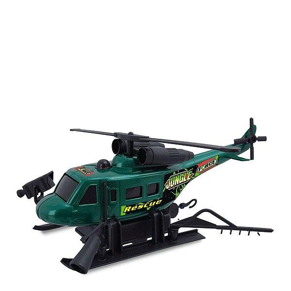 Cardoso Helicóptero De Fricção Jungle Force