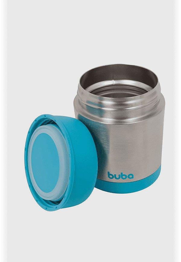 Buba Pote Térmico - 350 ml - Azul