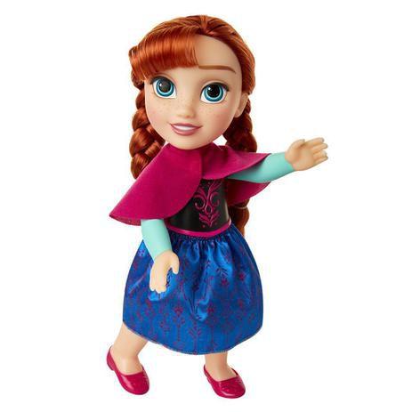 Boneca Frozen Anna Viagem Original - Mimo