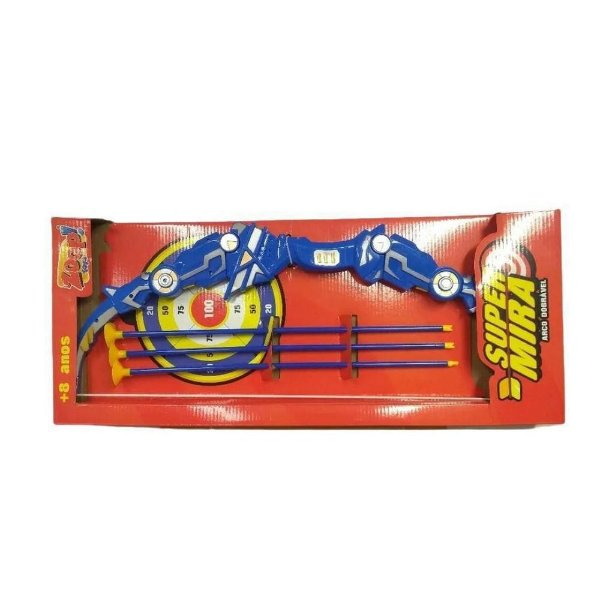 Super mira arco e flecha - ZP00 524 - Zoop toys