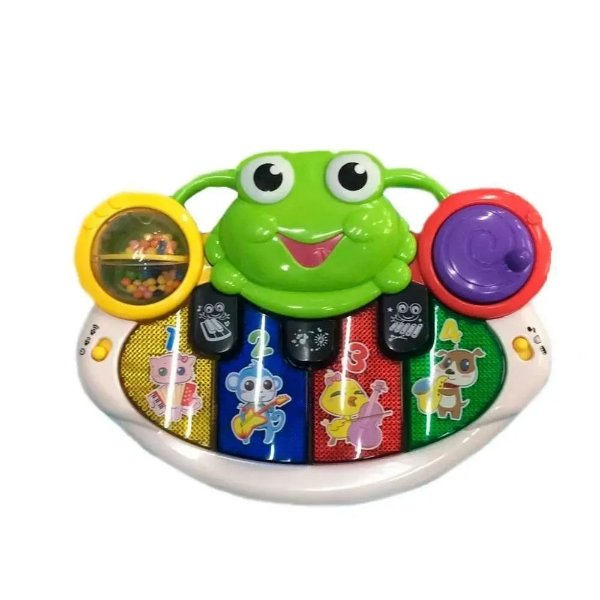 Sapo Musical Zp00660 Zooptoys