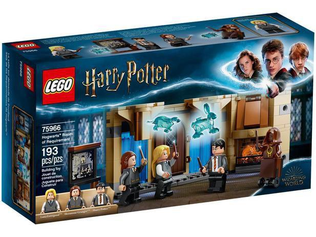 LEGO Harry Potter™ - Sala Precisa de Hogwarts