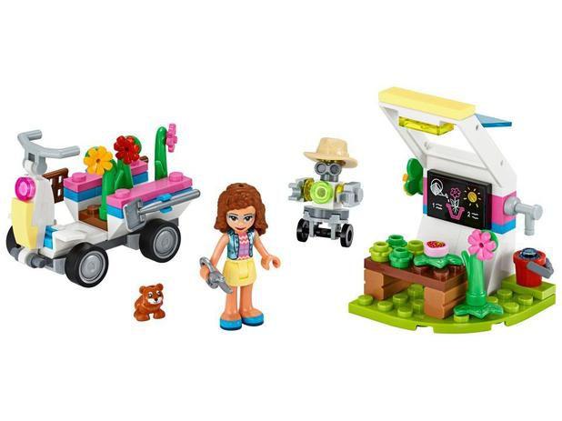 LEGO Friends - O Jardim de Flores da Olivia