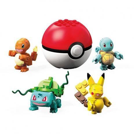 Mega Construx - Pokémon - Batalha Épica - Mattel