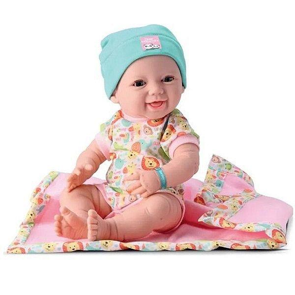 Boneca New Born Maternidade 8081 - Diver Toys