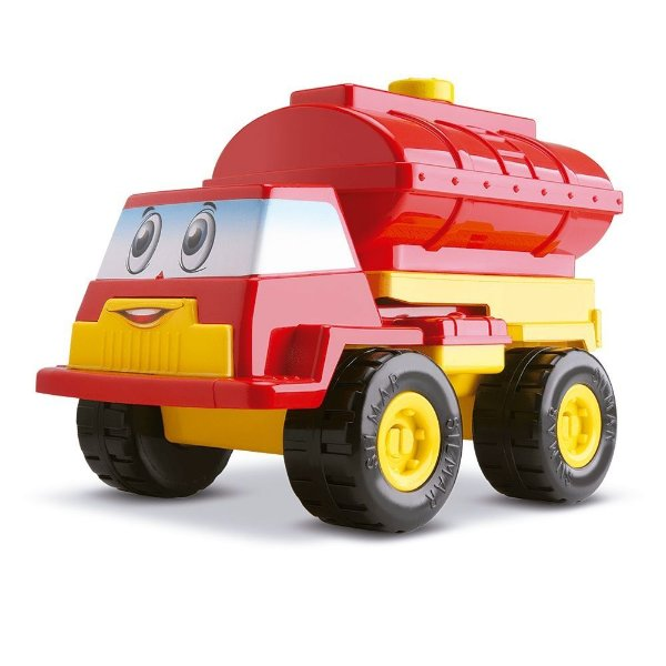 Caminhão Bombeiro Silmar Baby Start