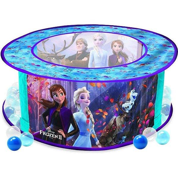 Piscina de Bolinhas - Frozen 2 - Líder