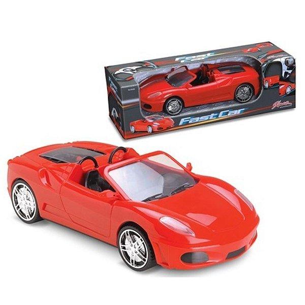 Carrinho Fast Car - Silmar 6080-SORTIDO
