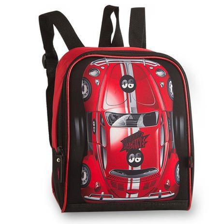 Lancheira Fast Machine 5L - Clio Vermelho