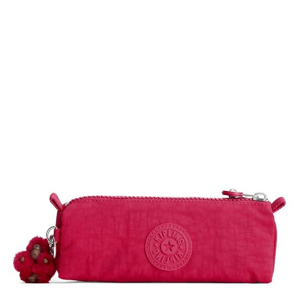 Estojo Kipling Freedom True Pink