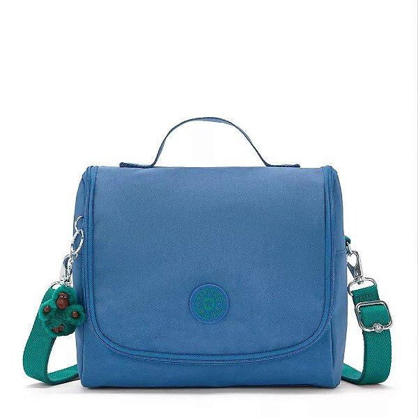 Lancheira Kipling New Kichirou Artistic Blue-Único