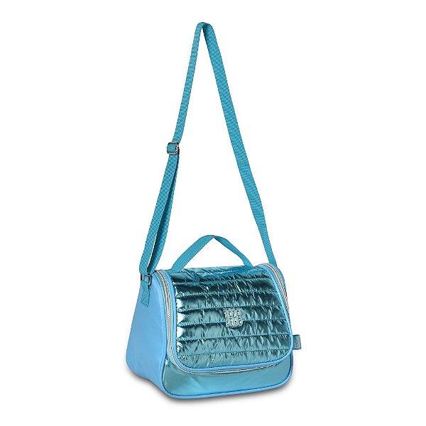 Lancheira Térmica Rebecca Bonbon   Azul   RB3118