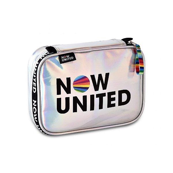 Estojo Holográfico Oficial Now United   NU3254