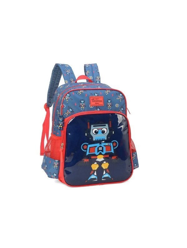 Mochila de Costas Petit Up4you Robo - Luxcel