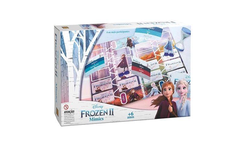 Jogo Mimics Frozen